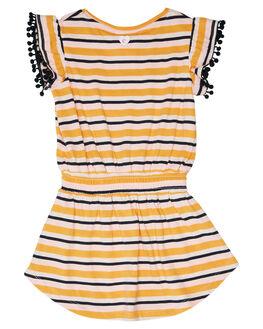 MULTI STRIPE KIDS GIRLS EVES SISTER DRESSES + PLAYSUITS - 8045006STR