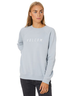 SEA SPRAY WOMENS CLOTHING VOLCOM JUMPERS - B4612075SSY