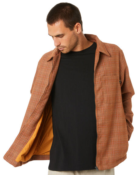 GOLD MENS CLOTHING MISFIT JACKETS - MT005501GOLD