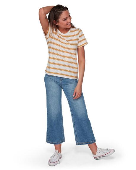 WILD HONEY WOMENS CLOTHING BILLABONG TEES - BB-6508004-WDH