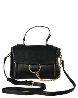 BLACK BURNISHED WOMENS ACCESSORIES BILLINI BAGS + BACKPACKS - HB15BKBRN