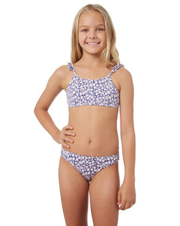 TRUE NAVY KIDS GIRLS BILLABONG SWIMWEAR - 5581556NVY