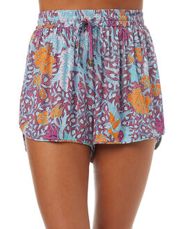 MAGENTA WOMENS CLOTHING ARNHEM SHORTS - ARSHSINTMAG
