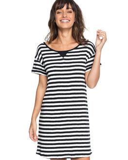 TRUE BLAK BIG SIMPLE WOMENS CLOTHING ROXY DRESSES - ERJKD03209KVJ3