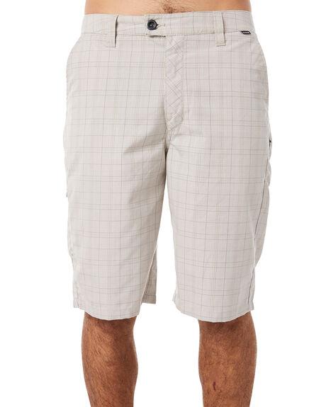 WHITE MENS CLOTHING HURLEY SHORTS - AMWSBRWHT