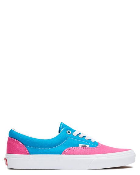 BLUE WOMENS FOOTWEAR VANS SNEAKERS - SSVN0A4U39WZ7BLUW
