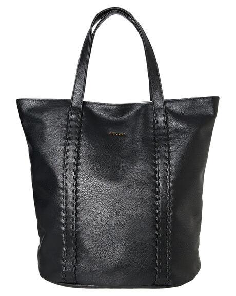 BLACK WOMENS ACCESSORIES RIP CURL BAGS + BACKPACKS - LSBBM40090