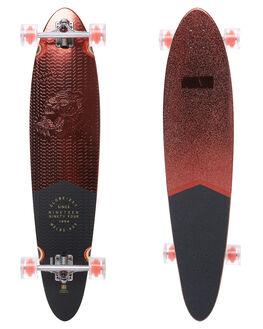 RED FOIL BOARDSPORTS SKATE GLOBE COMPLETES - 10525187RFOIL