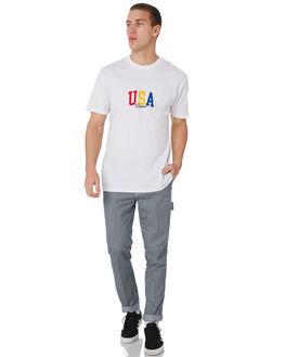 HICKORY STRIPE MENS CLOTHING DICKIES PANTS - K1190908HST