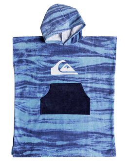 SKY BLUE KIDS BOYS QUIKSILVER TOWELS - EQBAA03060BGC0