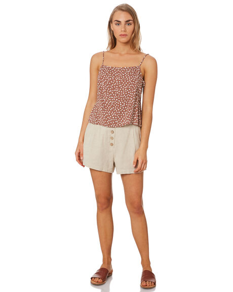 COCOA SPOT WOMENS CLOTHING ELWOOD FASHION TOPS - W943096KE