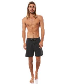 VINTAGE BLACK MENS CLOTHING THRILLS BOARDSHORTS - TH8-301VBVBLK