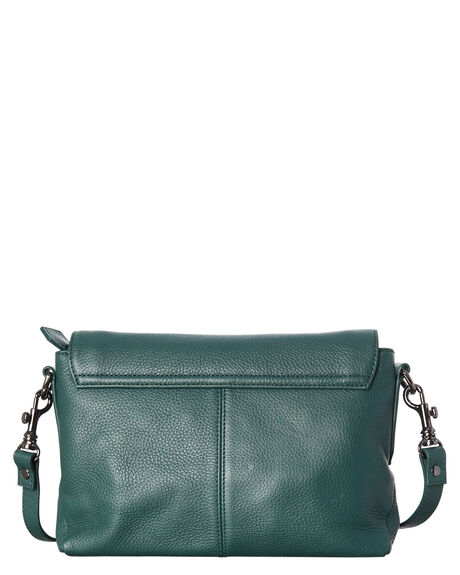 GREEN WOMENS ACCESSORIES STATUS ANXIETY BAGS + BACKPACKS - SA7584GRN