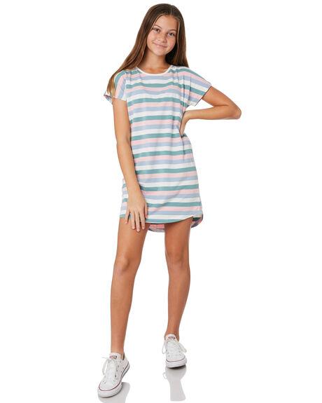 MULTI KIDS GIRLS SWELL DRESSES + PLAYSUITS - S6194441MULTI