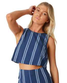 INDIGO OUTLET WOMENS BILLABONG FASHION TOPS - 6581102IND