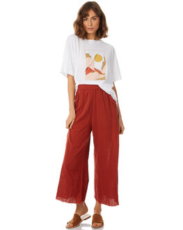 CANYON  RED WOMENS CLOTHING RUE STIIC PANTS - SA-18-1CR-YCAN