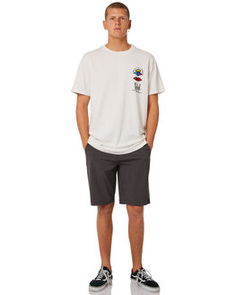 BLACK MENS CLOTHING RIP CURL SHORTS - CWAKA10090