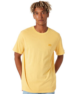 GOLDEN APRICOT MENS CLOTHING LEVI'S TEES - 86592-0002GLDAP