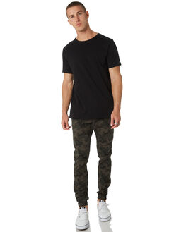 DARK CAMO MENS CLOTHING ZANEROBE PANTS - 759-MTGDCAM