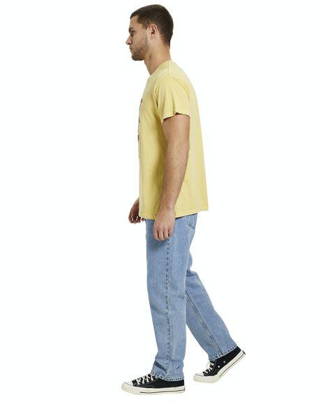 YELLOW MENS CLOTHING INSIGHT TEES - 39061700026