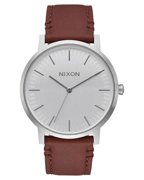 SILVER  BROWN MENS ACCESSORIES NIXON WATCHES - A10581113