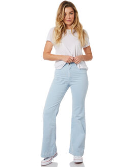 BABY BLUES WOMENS CLOTHING ROLLAS JEANS - 12696-3992