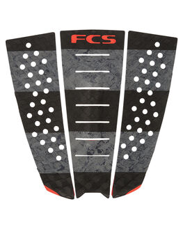 STEALTH BOARDSPORTS SURF FCS TAILPADS - 27720BLKGY