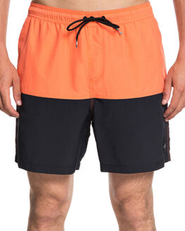 LIVING CORAL MENS CLOTHING QUIKSILVER SHORTS - EQYJV03388MJL0