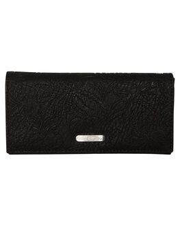 BLACK WOMENS ACCESSORIES BILLABONG PURSES + WALLETS - 6681203CBLK