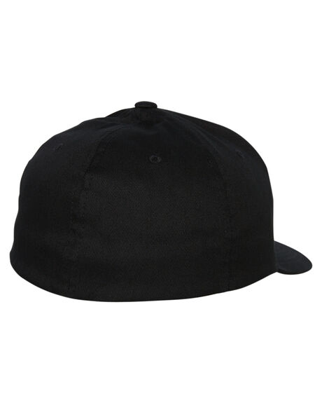 BLACK MENS ACCESSORIES SANTA CRUZ HEADWEAR - SC-MCC9290BLK