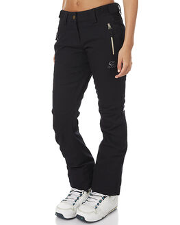 JET BLACK SNOW OUTERWEAR RIP CURL PANTS - SGPAT44284