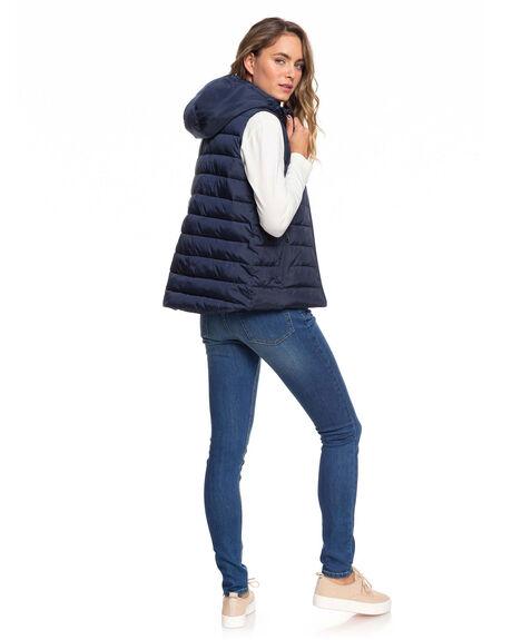 MOOD INDIGO WOMENS CLOTHING ROXY JACKETS - ERJJK03342-BSP0