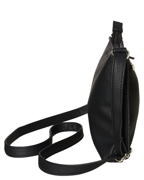 BLACK WOMENS ACCESSORIES RUSTY BAGS + BACKPACKS - BFL1018BLK