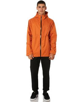 ORANGE MENS CLOTHING HUFFER JACKETS - MRJA91S171.342ORG
