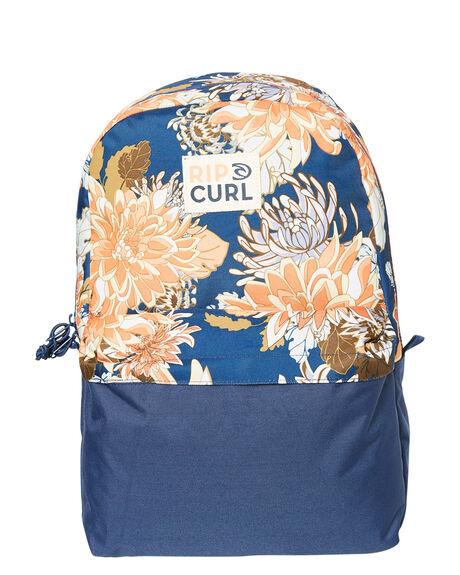 DARK BLUE WOMENS ACCESSORIES RIP CURL BAGS + BACKPACKS - LBPLB13155