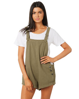 ARMY WOMENS CLOTHING RUSTY PLAYSUITS + OVERALLS - MCL0290-ARM