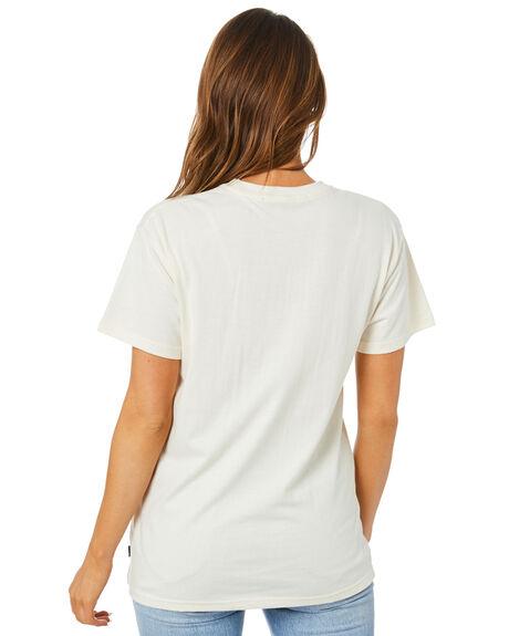 NATURAL WOMENS CLOTHING SILENT THEORY TEES - 6074016NAT