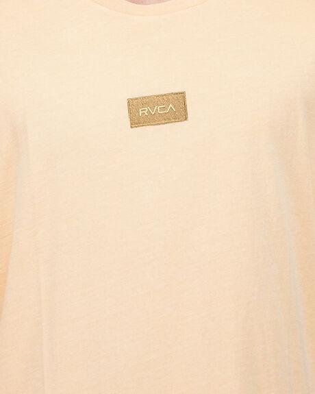 APRICOT MENS CLOTHING RVCA TEES - RV-R191048-A05