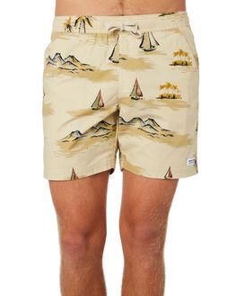 BONE MENS CLOTHING BANKS BOARDSHORTS - BS0205BNE
