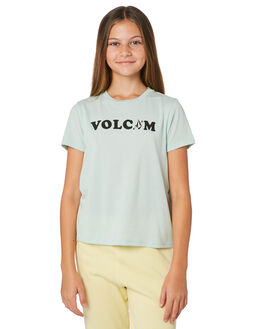 MINT KIDS GIRLS VOLCOM TOPS - B35119Y4MNT