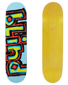 LIGHT BLUE BOARDSPORTS SKATE BLIND DECKS - 10011902LBLU