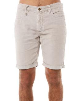 OVERDYED TAN MENS CLOTHING THRILLS SHORTS - TDP-316COVTAN