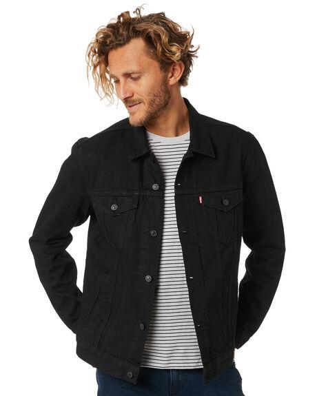 BERK TRUCKER MENS CLOTHING LEVI'S JACKETS - 72334-0306
