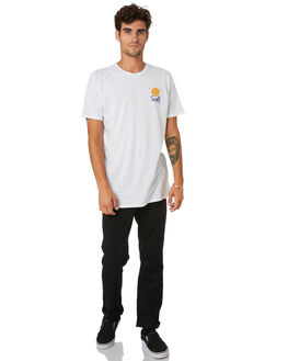 WHITE MENS CLOTHING SWELL TEES - S5202009WHITE