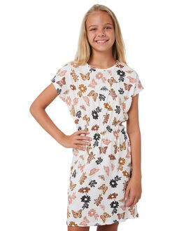 NATURAL KIDS GIRLS SWELL DRESSES + PLAYSUITS - S6202443NATRL