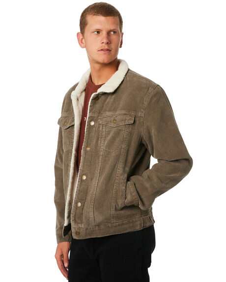 OVERDYED DESERT MENS CLOTHING THRILLS JACKETS - TDP-227ODOVDST