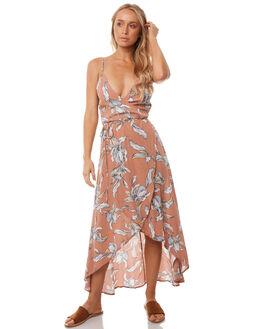 MULTI WOMENS CLOTHING SOMEDAYS LOVIN DRESSES - IL18S1552MULTI