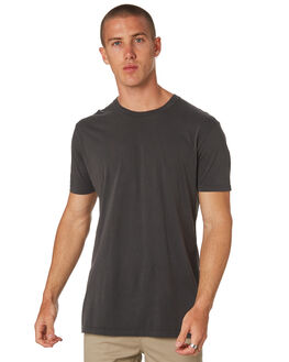 FADED BLACK MENS CLOTHING AS COLOUR TEES - 5065FBLK