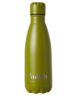 KHAKI MENS ACCESSORIES KOLLAB DRINKWARE - GWPPDFLSKKHK