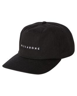BLACK KIDS BOYS BILLABONG HEADWEAR - 8695322ABLK